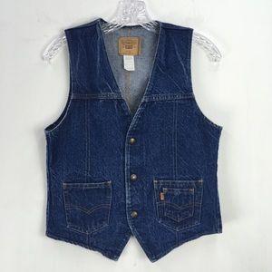 Levi's Vintage Jean Denim Vest